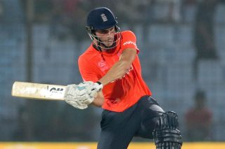 Alex Hales scored the first Twenty20 International century of his career as England chased down a daunting target of 190 with six wickets in hand. - ICC T20 News