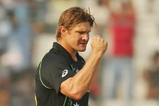 Shane Watson needs two wickets to pass Mitchell Johnson as Australia's leading T20I wicket-taker.   - ICC T20 News