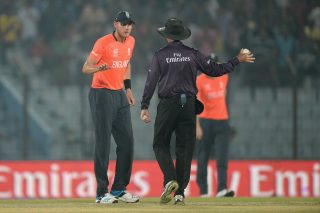 Stuart Broad fined 40 per cent of his match fee. - ICC T20 News