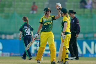 Meg Lanning captain of Australia. - ICC T20 News