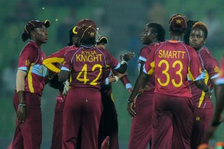The West Indies Women enter the Women's World Twenty20 with big win against Sri Lanka. - ICC T20 News