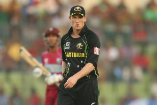 Captain George Bailey said Australia fell short in all aspects - batting, bowling and fielding against the West Indies. - ICC T20 News