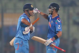 Being focused when representing the country, is something India has done well, says captain, MS Dhoni. - ICC T20 News