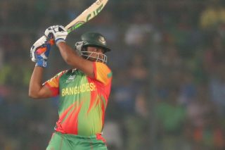 Tamim Iqbal requires 30 runs to become the first ever batsman from Bangladesh to reach 700 T20I runs. - ICC T20 News