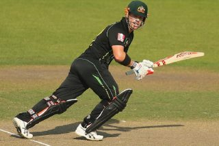 David Warner will become Australia's first batsman to represent his country 40 T20Is, if he plays against India.  - ICC T20 News