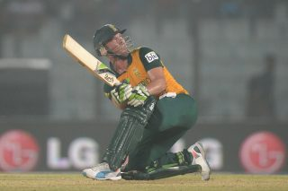 De Villiers said he was very motivated to make an impact against England. - ICC T20 News