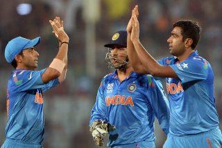 Ravichandran Ashwin took 4 wickets for 11 runs. - ICC T20 News