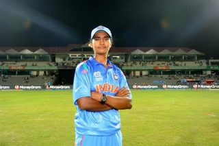Shikha Pandey grew up in Goa, and is the first national team cricketer from the state. - ICC T20 News