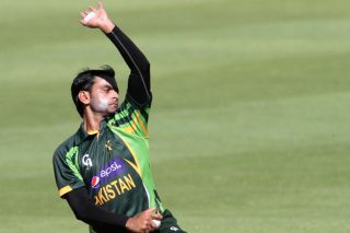 Hafeez refuted suggestions that there was an overemphasis on spin all round. - ICC T20 News
