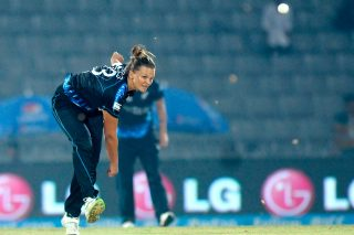 Suzie Bates said it was heartbreaking to go out of the tournament in such a close game after comprehensive wins earlier. - ICC T20 News