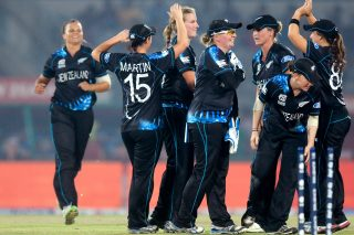 New Zealand Women face off against Sri Lanka Women in the WT20 2016 Qualification play-off. - ICC T20 News
