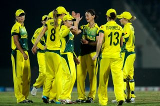 Defending champion, Australia, face off against the West Indies Women in the first semi-final of the ICC Women's World Twenty20. - ICC T20 News