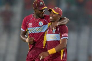 Sammy lost the captaincy of the 50-over national side last year but that hasn't prevented him from throwing his complete weight behind Dwayne Bravo. - ICC T20 News