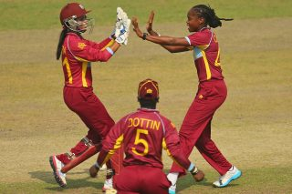 Chasing 141, Deandra Dottin reduced the chase to a cruise, till her dismissal, with the team needing 23 off 11 balls, turned the tide. - ICC T20 News