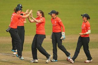 Anya Shrubsole returned figures of 2 for 12. - ICC T20 News