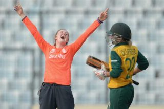 Mignon du Preez believed there was no reason for South Africa to feel ashamed. - ICC T20 News