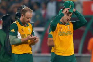 Faf du Plessis, the South Africa captain, admitted his bowlers gave away too many extras. - ICC T20 News