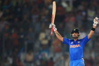 Virat Kohli said India had been very composed at the interval despite being confronted with its biggest chase of the tournament. - ICC T20 News