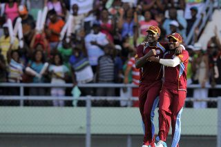 New Zealand lost its last six wickets for 13 runs to hand West Indies a 39-run victory in the second T20I. - ICC T20 News