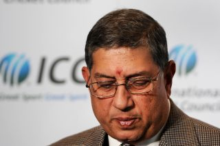 ICC Chairman N. Srinivasan congratulates Nepal and Uganda for qualifying for Pepsi ICC WCL Div 2 - Cricket News