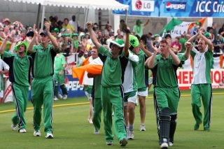 An Irish St Patrick's Day party in 2007 - Cricket News