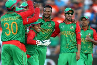 Bangladesh fined for slow over-rate against India