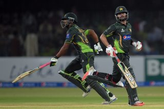 Mukhtar Ahmed, in only his second T20I, lit up the stadium with some brilliant strokeplay to play the lead in Pakistan's win. - ICC T20 News