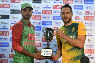 South Africa up against in-form Bangladesh  - Cricket News