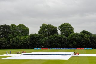 Rain ruins Hong Kong's I-cup clash against Scotland - Cricket News