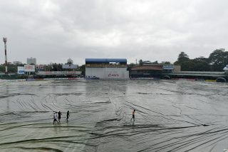 UAE reaches 212/5 after another rain-hit day - Cricket News