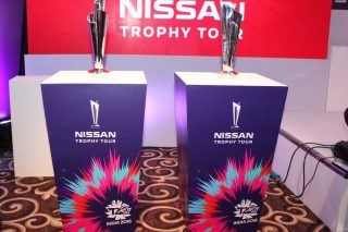 ICC World Twenty20 trophy departs on global journey on Sunday