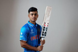 ​On the cusp of history, Ishan Kishan stays calm