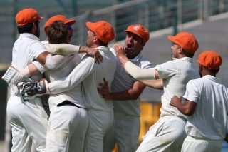 Netherlands overcomes Ahmed's six for 112 and Shaiman's 148 to go top of the ICC Intercontinental Cup - Cricket News