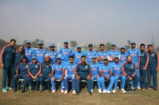 ICC Under 19 Cricket World Cup 2016, Warm Ups, Day 4