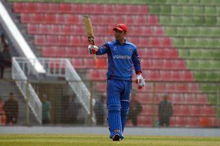 Tariq Stanikzai celebrates his fifty.