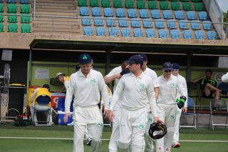 ​Ireland makes it three wins out of three, return to top of ICC Intercontinental Cup - Cricket News