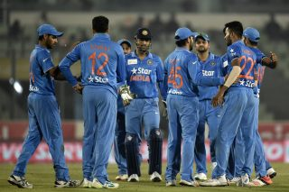 India to enter ICC World Twenty20 India 2016 as the number-one ranked T20I side
