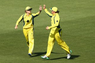 All-round Australia Women warms up with win