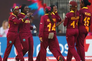West Indies ousts Bangladesh; Sri Lanka beats Ireland
