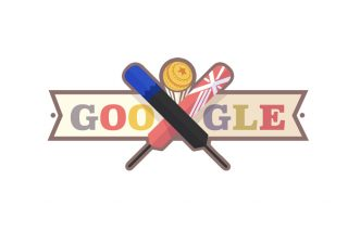 Google Doodle features ICC World Twenty20