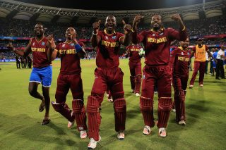 ​West Indies' route to the #WT20final