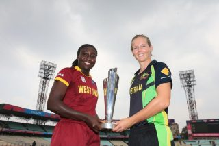 Australia and West Indies chase history in title clash
