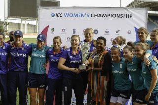 England beats West Indies 2-1 as Australia emerges IWC winner - Cricket News
