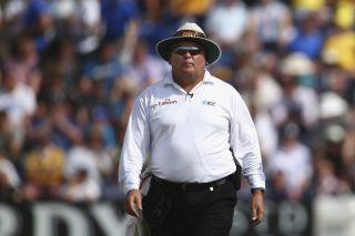 Marais Erasmus wins David Shepherd Trophy for ICC Umpire of the Year - ICC Awards