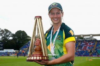 Women's ODI Cricketer of the Year – Meg Lanning (Australia)