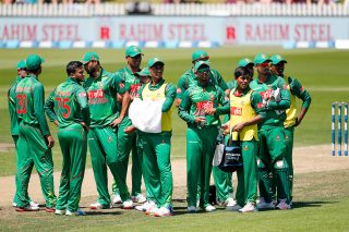 Tanbir Hayder reprimanded for breaching ICC Code of Conduct - Cricket News