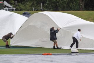 Rain washes out third day's play in Christchurch - Cricket News