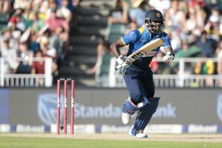 Wounded Mathews wins it for Sri Lanka - Cricket News