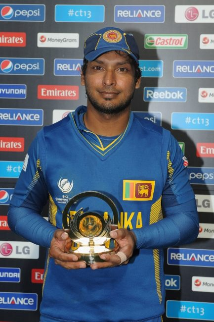 Proud to play for Sri Lanka and proud to be Sri Lankan - Sanga