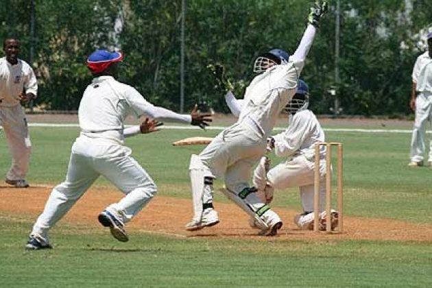 Bermuda's batting crumbles on opening day of play - Cricket News